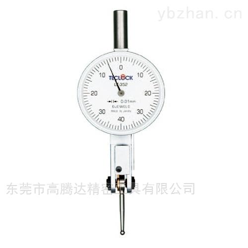 日本TECLCOK得乐 自动切换测量方向杠杆表