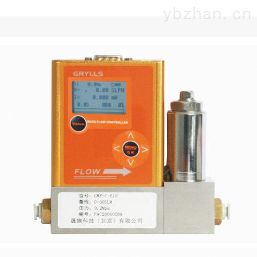 格里尔斯GRYLLS耐受高压和负压流量控制器