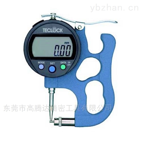 日本TECLCOK得乐数显管道壁厚厚度测量仪