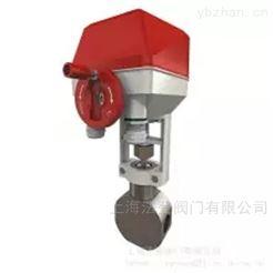 VPV-A01调节阀流量特性 精巧调节型阀执行方式