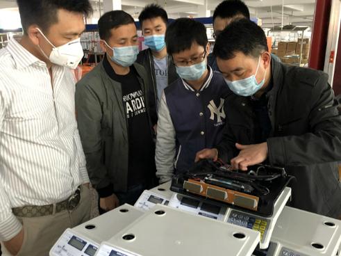"""浙江计量院测力和称重计量重点实验室:为高质量发展增添""""动力"""""""