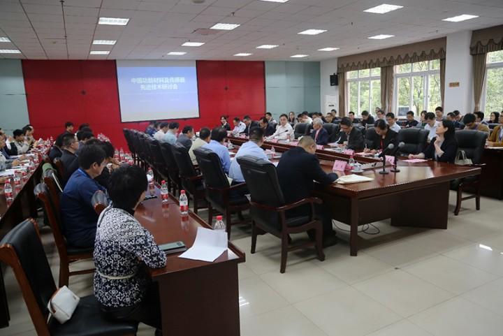 中国功能材料及传感器先进技术研讨会在重庆召开