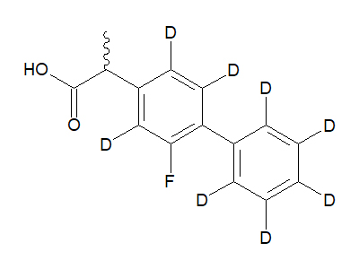 (R,S)-氟比洛芬-d8
