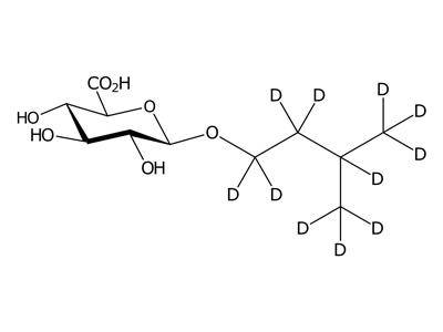 异戊基-d11β-D-葡糖醛酸