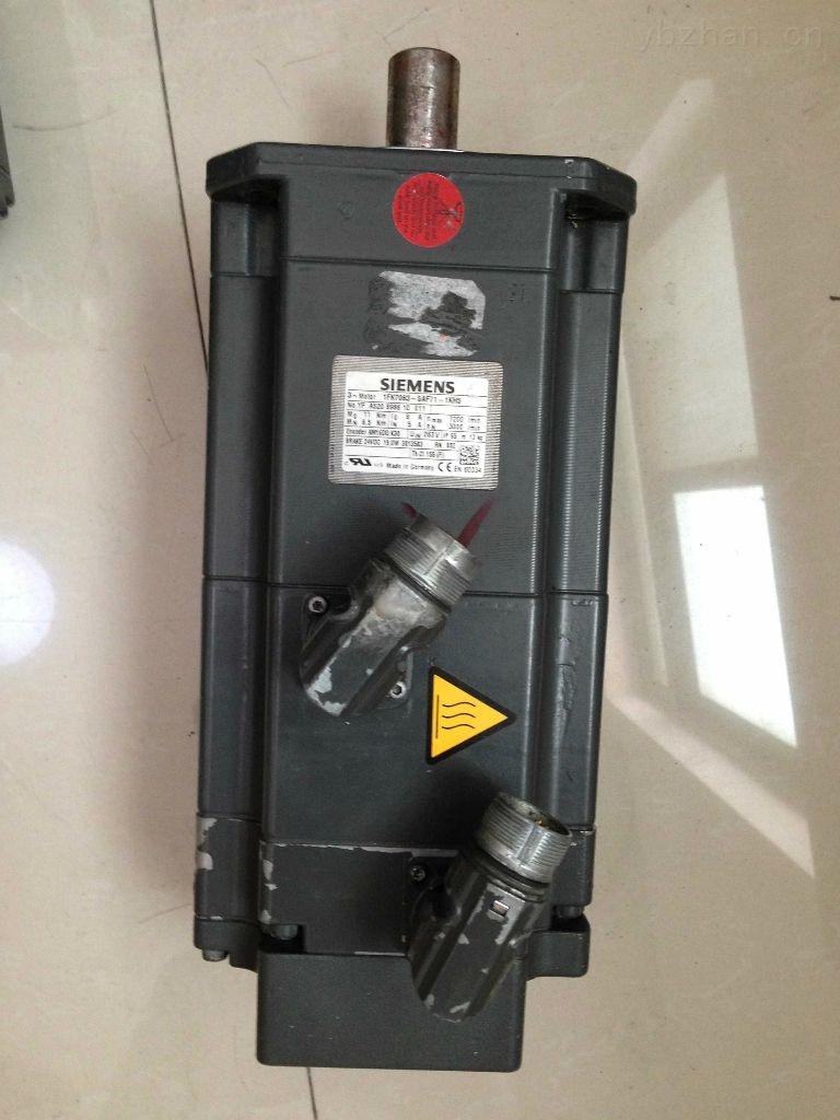 长宁西门子810D系统钻床伺服电机维修公司-当天检测提供维修