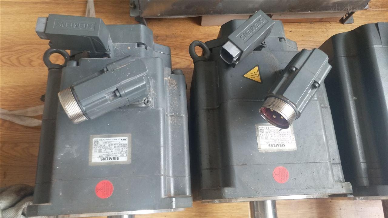 宿迁西门子810D系统钻床伺服电机维修公司-当天检测提供维修