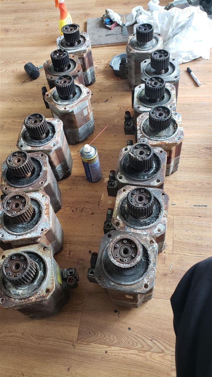连云港西门子810D系统切割机主轴电机维修公司-当天检测提供维修