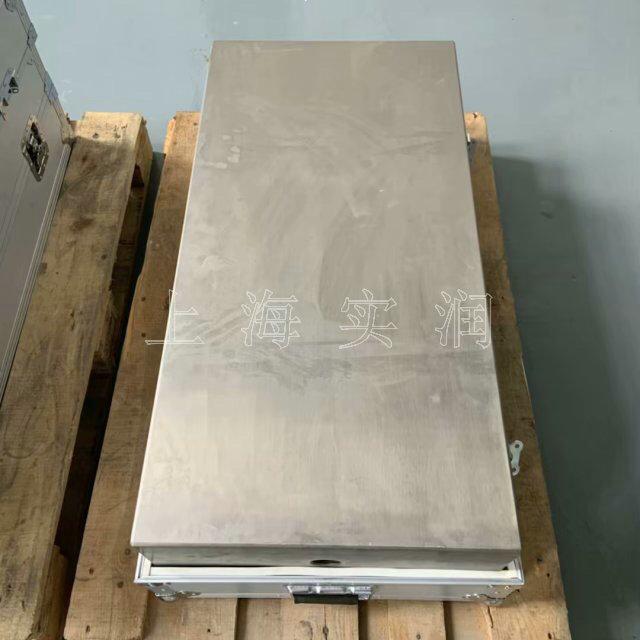不锈钢的500公斤锁式砝码