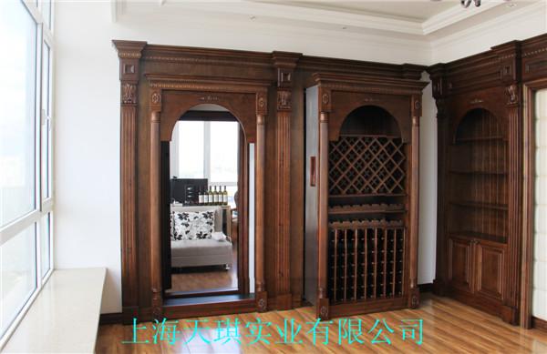 黄冈欧式客厅隐形门,荆门防盗密室