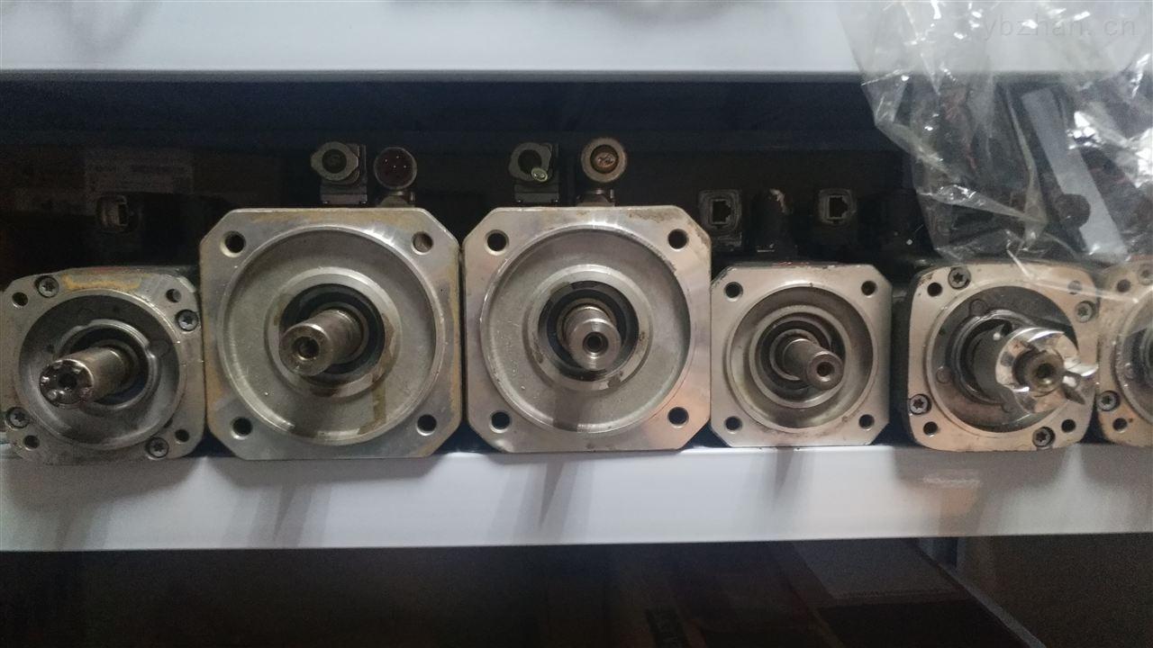 松江西门子810D系统钻床伺服电机更换轴承-当天检测提供维修