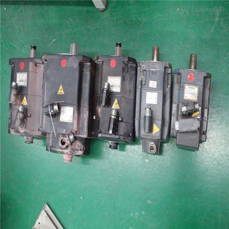 金山西门子810D系统钻床伺服电机更换轴承-当天检测提供维修
