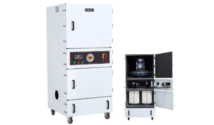 工业脉冲吸尘器 ,磨床粉尘吸尘器示例图11