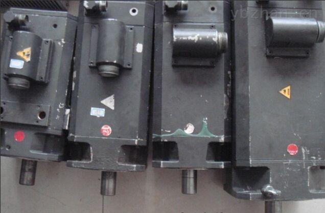 温州西门子810D系统切割机主轴电机维修公司-当天检测提供维修