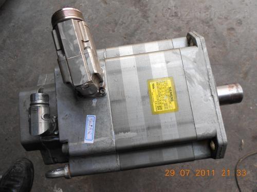 温州西门子810D系统切割机主轴电机更换轴承-当天检测提供维修