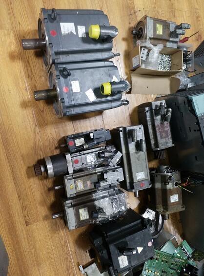 浦东新区西门子840D系统机床主轴电机维修公司-当天检测提供维修