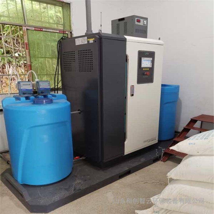 污水厂加药加氯消毒设备