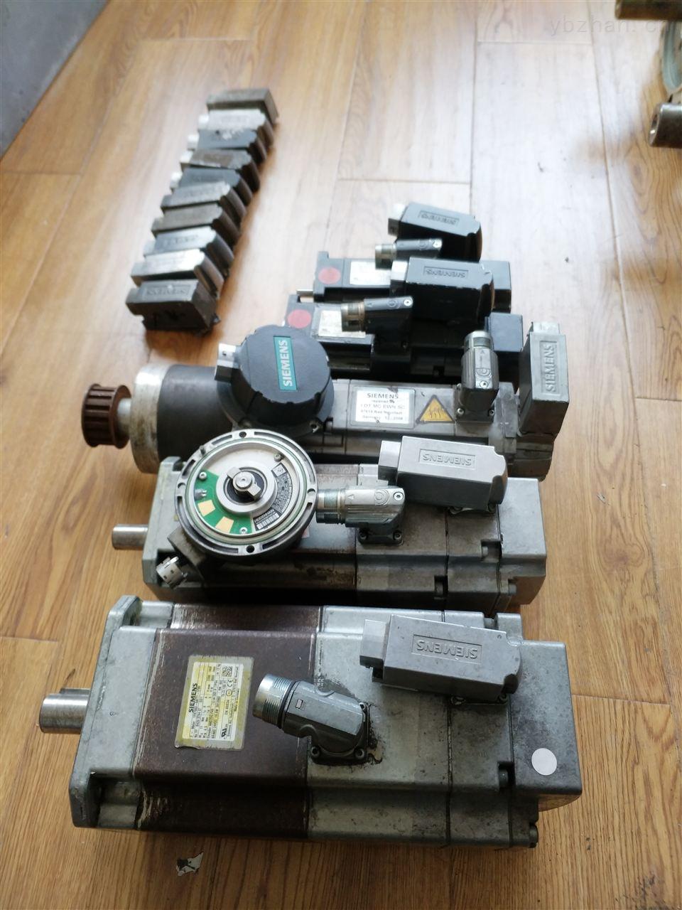 温州西门子840D系统龙门铣伺服电机维修公司-当天检测提供维修