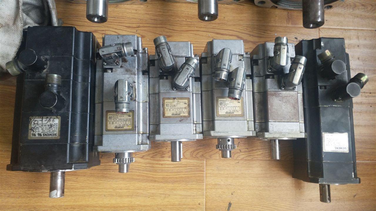 宿州西门子840D系统机床主轴电机更换轴承-当天检测提供维修