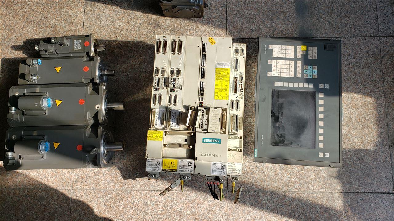 巢湖西门子810D系统钻床伺服电机更换轴承-当天检测提供维修