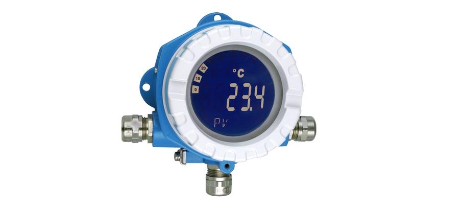 TMT142 现场温度变送器