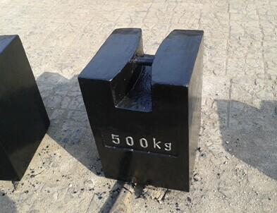 锁式一吨砝码