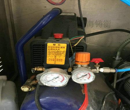 立式外抽真空包装机抽气泵