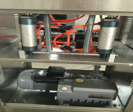 立式外抽真空包装机真空泵