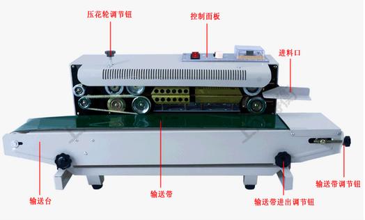 薄膜自动封口机