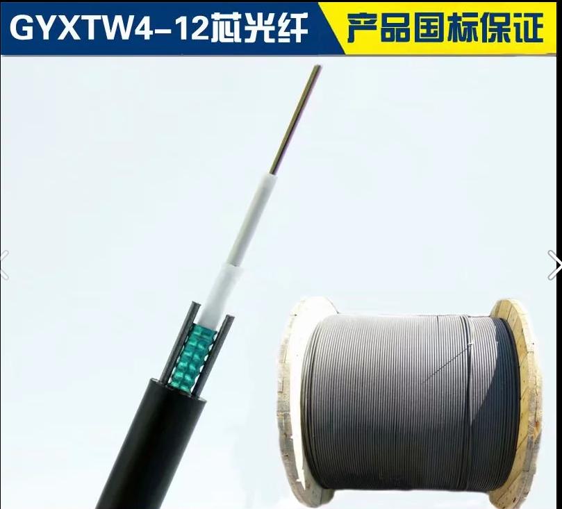 山西12芯单模光缆 GYTA/GYTS-12B1光缆