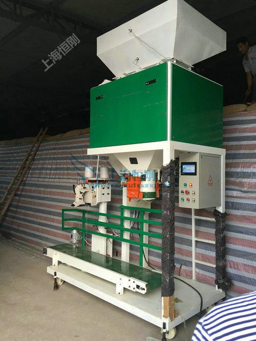 化学肥料包装机