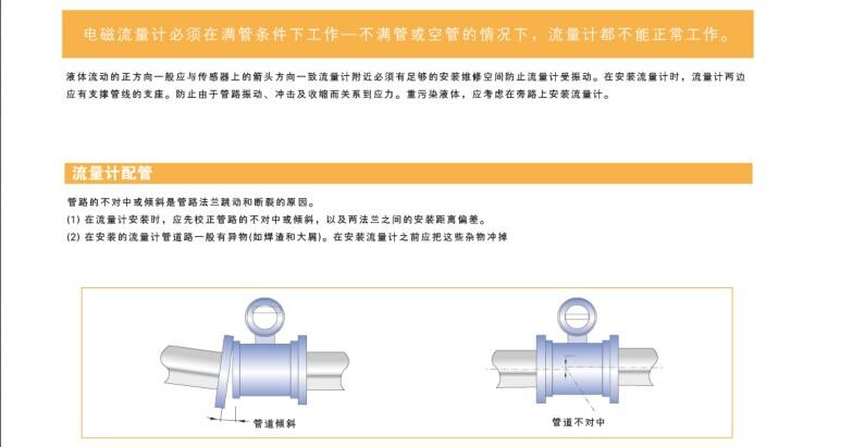 高压型循环水流量计运行