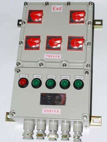 防爆检修电源配电箱 BXX51-6K ExdIIBT3/T4
