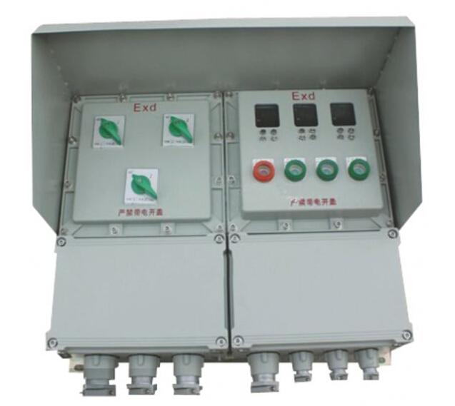 防爆漏电保护配电箱 BXMD-12K批发