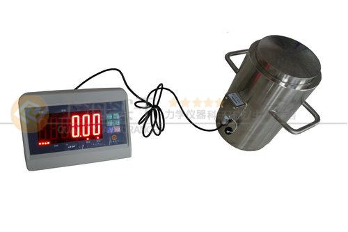 柱型电子推压测力仪图片