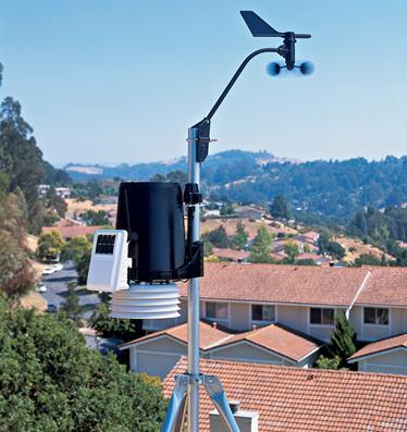 Vantage Pro2 Plus 無線氣象站
