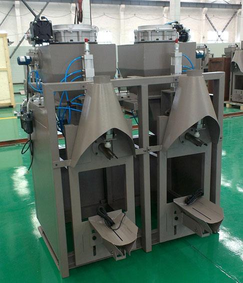 气压式喂料包装机 气吹式粉料包装机