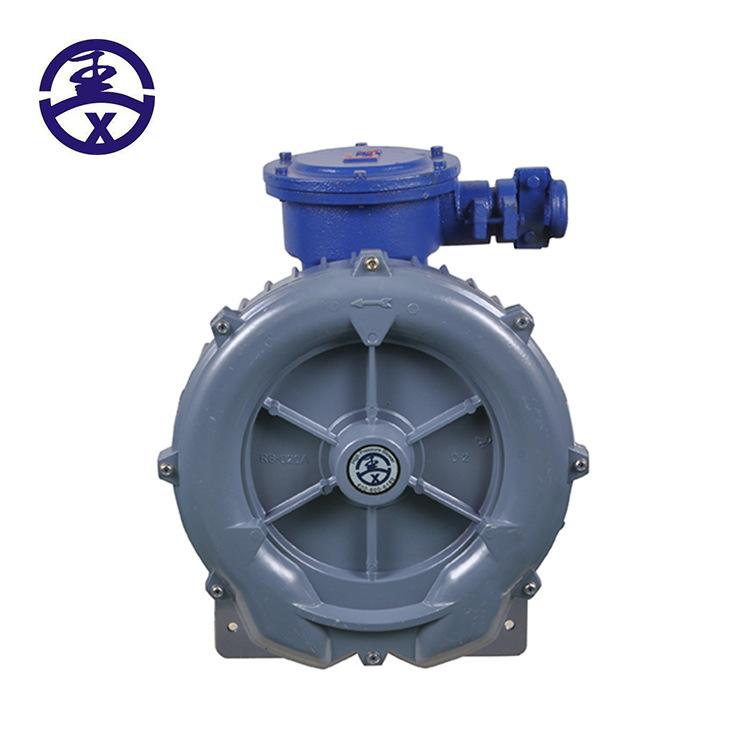 漩涡防爆气泵 漩涡防爆真空泵 旋涡防爆负压气泵 防爆风机 高压防爆示例图3