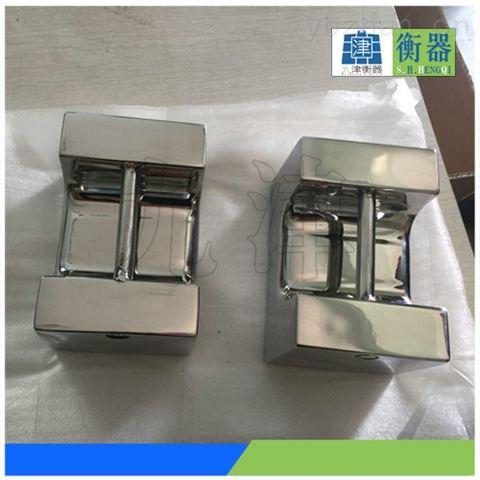 不锈钢锁形电梯砝码|选择25kg砝码校准