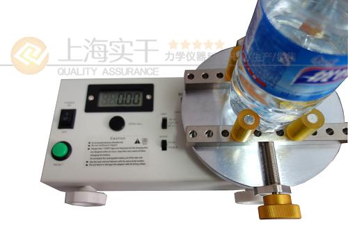 矿泉水瓶盖旋转扭力检测仪