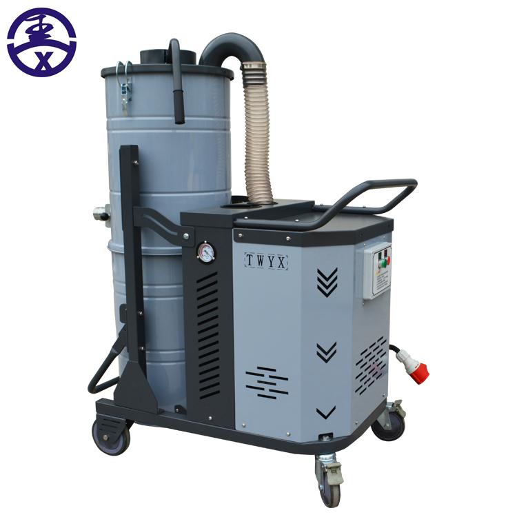 电动防爆工业吸尘器 移动式重型工业吸尘器 地面吸尘器 单机除尘器 脉冲布袋除尘器 小型集尘机示例图1