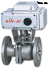 HC-ZDJF电动调节球阀